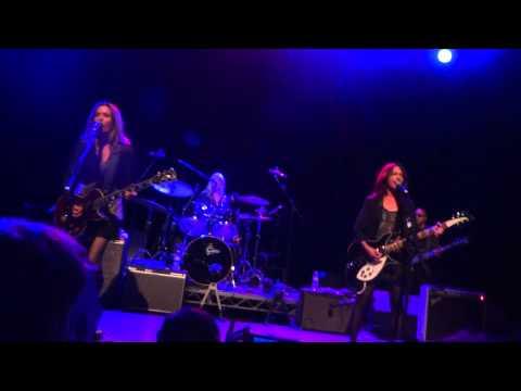 "The Bangles ""Manic Monday"" Paisley Underground at The Fonda Dec 6, 2013"