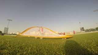 ipl7 kings xi punjab fielding drill oval 1 icc academy dubai sports city