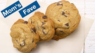 The All Rounder Chocolate Chip Cookie Recipe || Le Gourmet TV Recipes