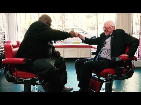 Bernie Sanders x Killer Mike Interview #FeelTheBern || Moori