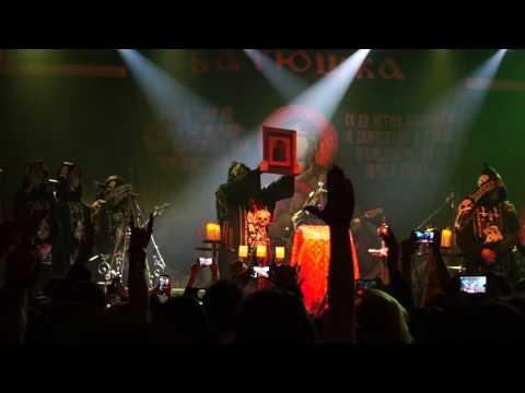 Batushka - Yekteniya 8 (Live @ Club Quantic)