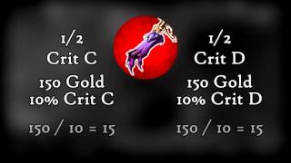 Vainglory CE - Stat Values