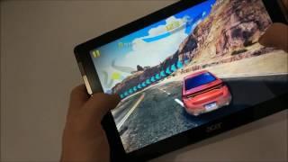 Acer Iconia Tab 10 A3-A40 - první dojmy, krátká recenze