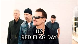 U2 Red Flag Day Audio