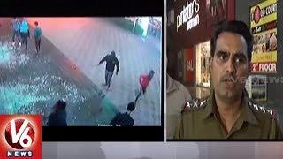 Padmavat Movie Controversy : Protesters Vandalise Theatre In Haryan's Kurukshetra | V6 News
