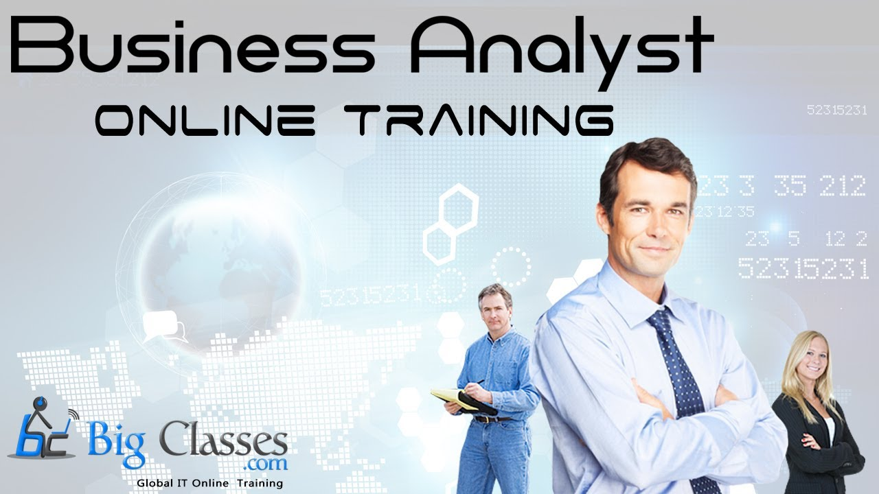 Business Analyst Training For Beginners Part 1 Bigclasses Youtube