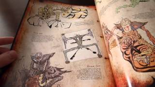 Okami Official Complete Works - Book Overview
