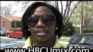 Hampton University students speak on the female:male ratio @HBCUs