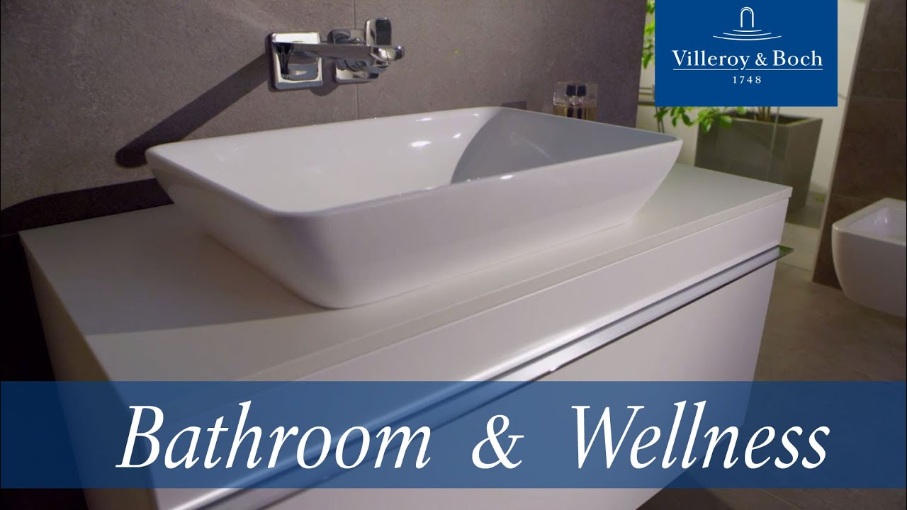 Villeroy and boch bathroom sink - Venticello Bathroom Collection Villeroy Boch