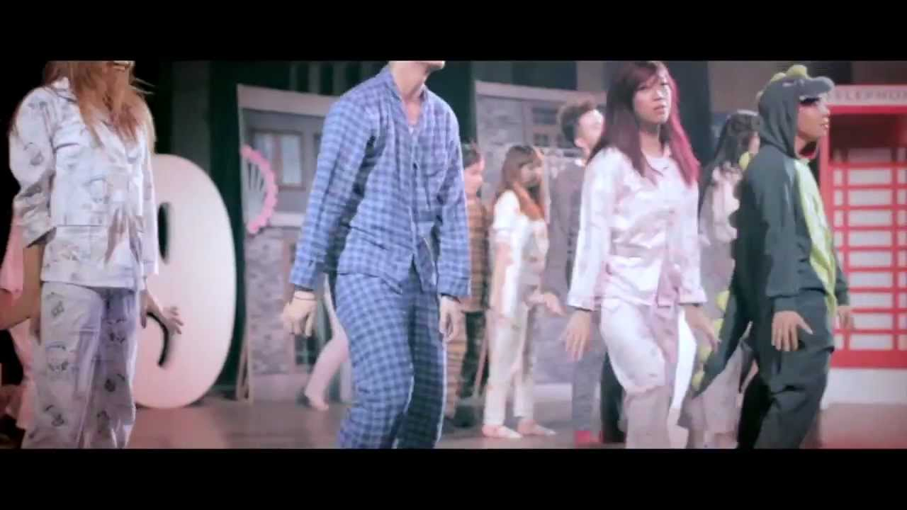 [ST.319'S NEVER GIVE UP SHOW 1/2013] Gangnam Style (Pijama Ver)