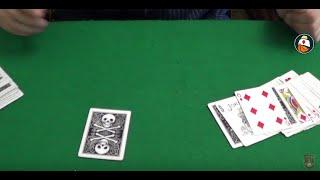 УБОЙНЫЕ и БЫСТРЫЕ Фокусы с Картами для Начинающих (Обучение). Easy Great Card Trick Tutorial