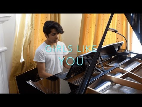 Girls Like You - Maroon 5 [Acoustic Cover]