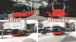 Biel/Bienne public transport
