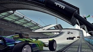 Trackmania Nations Forever Lets play #001