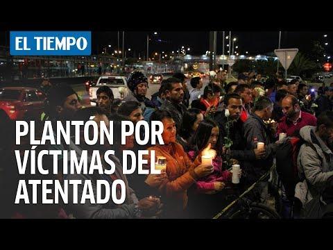 Sube a 21 la cifra de muertos por el atentado con carro bomba a la Escuela General Santander