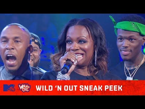 Kandi Burruss, O.T. Genasis & More! on Wild 'N Out | All New Episodes + Fridays | MTV
