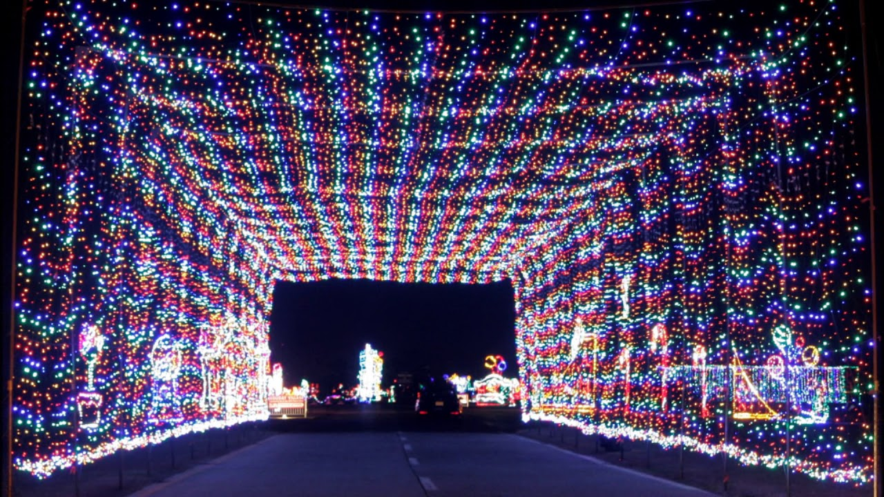 light show at jones beach 2017 - Jones Beach Christmas Lights