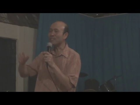 Have faith in God's work & His sovereignty-Botswana-English-Pastor Yip