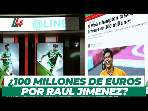 ¡100 millones de euros! La cantidad que Wolves pide por Raúl Jiménez | TUDN