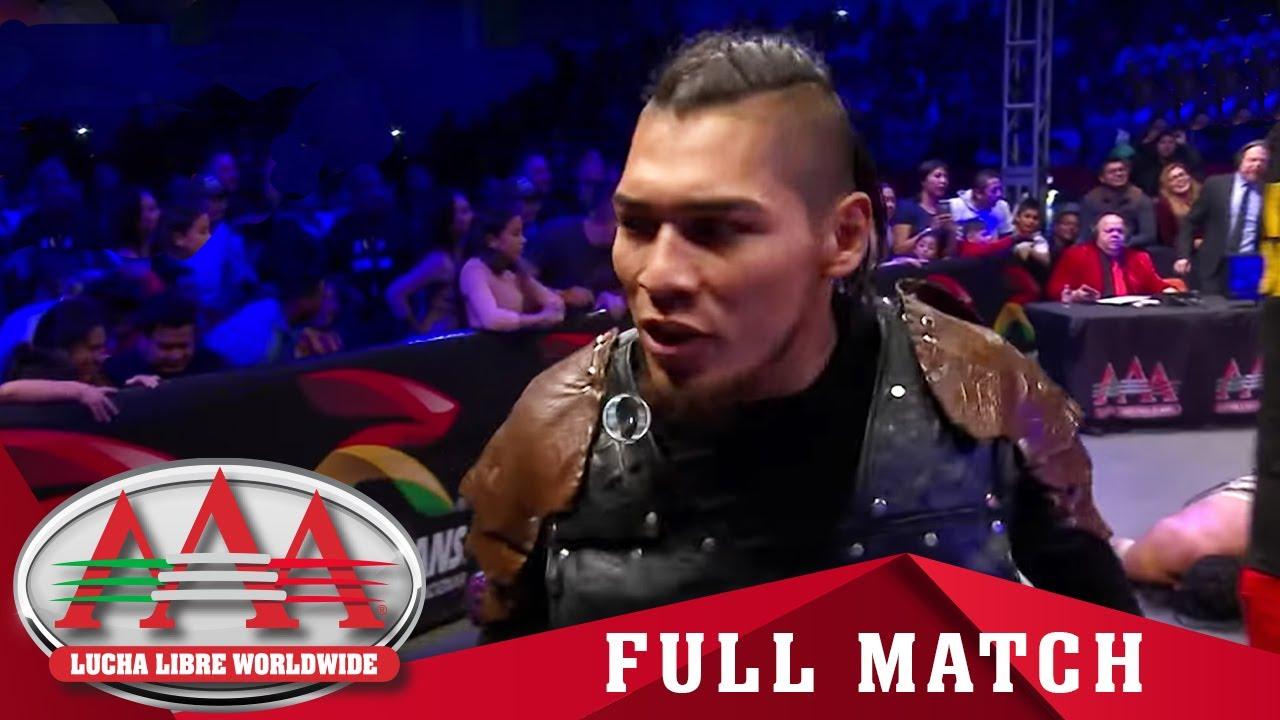 TEAM AAA Vs TEAM ELITE | LUCHA COMPLETA | Lucha Libre AAA Worldwide