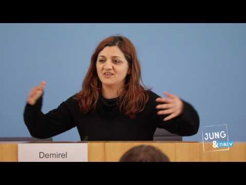 Linke nach der NRW-Wahl: Katja Kipping, Bernd Riexinger & Özlem Demirel - BPK vom 15. Mai 2017