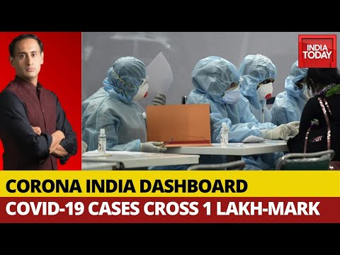 Corona India Dashboard: COVID-19 Cases Reach 1,01,139, Death Toll Touches 3,163