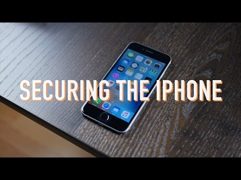 Making the most secure iPhone ever