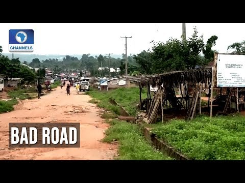 Otulu Residents Lament Abandonement Of Road Over 35 Years