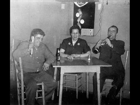 Tale Ognenovski Jazz Composition No. 6 - Macedonian Jazz Clarinet Solo