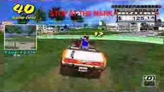 Crazy Taxi Fare Wars (PSP)