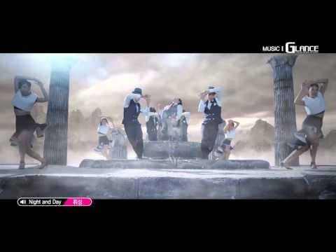 휘성(WHEESUNG) - Night and Day(나잇 앤 데이) INTERVIEW 인터뷰_글랜스TV