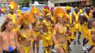 Trinidad and Tobago Carnival 2014!