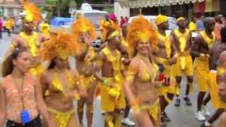 Trinidad and Tobago Carnival 2014!