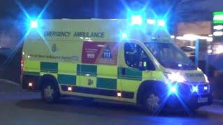*NEW* North West Ambulance Service - 2019 Fiat Ducato Ambulance Responding