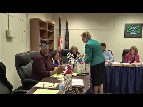 William Penn School District Board Business Meeting January 22, 2018