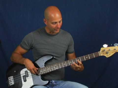 bass guitar lesson on pedal notes use in rock metal punk blues all styles youtube. Black Bedroom Furniture Sets. Home Design Ideas