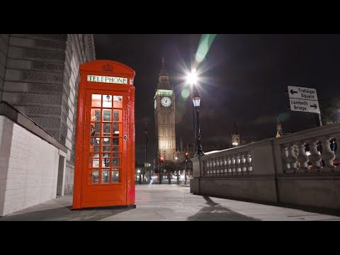 CIUDAD DE LONDRES - 4K - ULTRA HD - 2160p