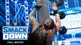 FULL MATCH - Roman Reigns vs. Dolph Ziggler: SmackDown, Dec. 6, 2019