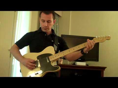 NY Amp Show Goodsell Dominatrix Demo - Billy Penn 300guitars