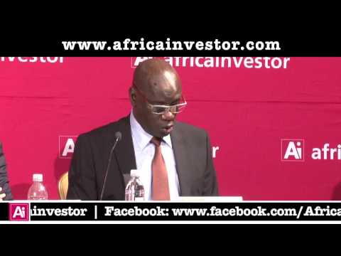 Diene Farba Sarr, Director of APIX, Minister of Investment Promotion and Partnerships, Senegal