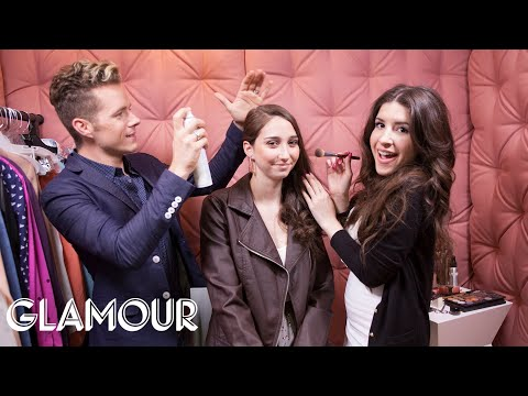 How to Dress Like a Grown Up - Elevator Makeover | Style & Beauty | Glamour