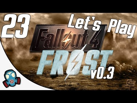 Let's Play: Fallout 4 Frost Survival Simulator v0.3 ► Part 23 ► Medical Center