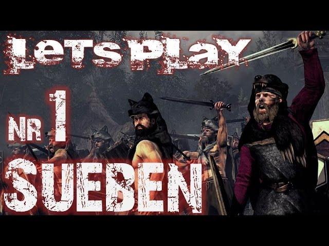 Let's Play Rome 2 Total War (German | HD): Sueben #1 - Was wissen wir über Germanen?
