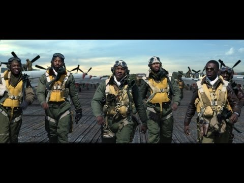 Red Tails - The Story Inspired By The Tuskegee Airmen [HD 1080i]
