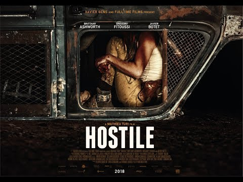 Hostile - Trailer Deutsch HD - Ab 27.04.2018 im Handel!