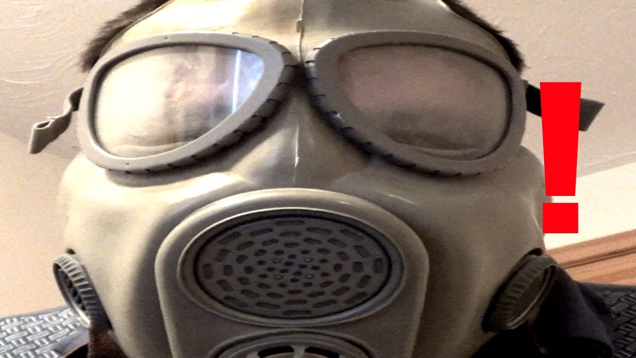 M10 Gas Mask Review