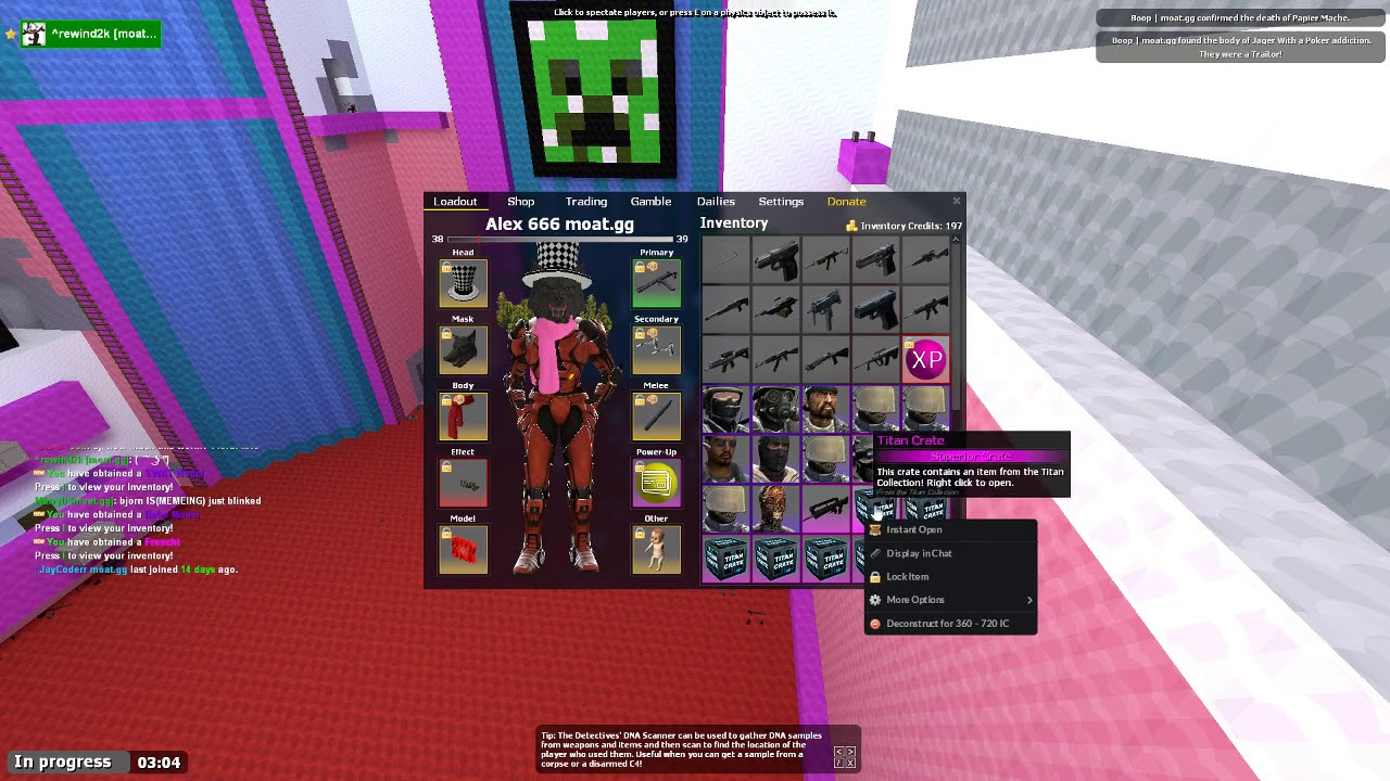 Crates Gg