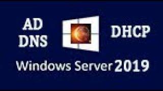 Windows server 2019 - установка и настройка AD, DNS, DHCP cмотреть видео онлайн бесплатно в высоком качестве - HDVIDEO