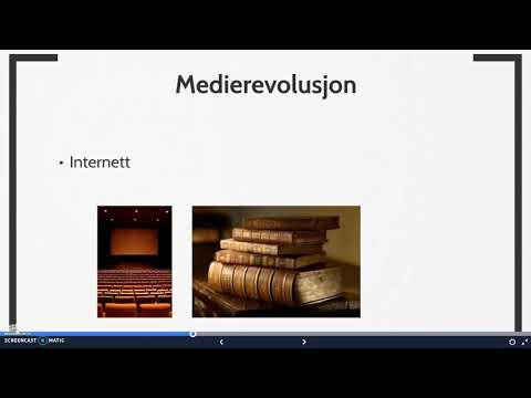 Hvordan har digitale media endret norsk kultur?