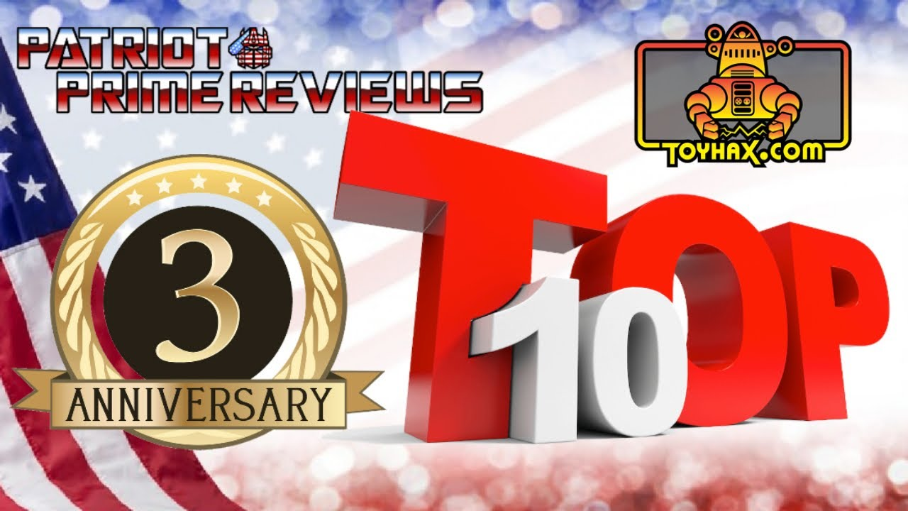 Patriot Prime Reviews 3 Year Anniversary Special